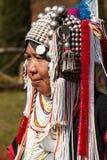 Племя холма Стоковые Изображения