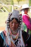 Племя холма Стоковые Фото