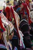 Племя холма Стоковая Фотография RF