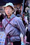 Племя холма Hmong Стоковые Фотографии RF
