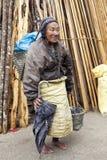Племя Apatani Стоковые Фотографии RF