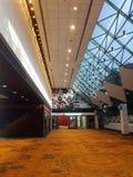 пленарные залы конференц-центра общенационального съезда sirikit ферзя Стоковые Изображения RF