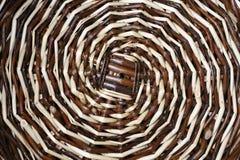 Плетеная корзина Стоковые Изображения RF