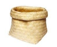 Плетеная корзина Стоковые Фотографии RF