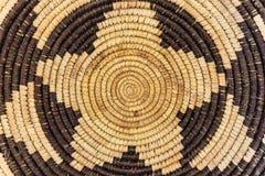 Плетеная предпосылка искусства Стоковое фото RF