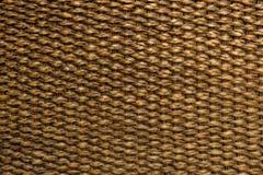 Плетеная предпосылка ткани Стоковая Фотография RF