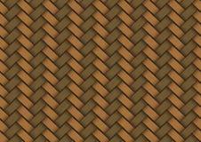 Плетеная текстура Стоковая Фотография RF