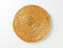 Плетеная циновка Стоковая Фотография RF
