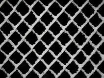 Плетение в изморози Стоковое Фото