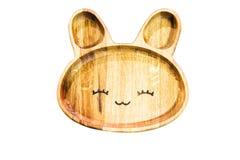 Плита в форме зайца Стоковые Изображения