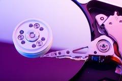 Плита дисковода жесткого диска Стоковая Фотография