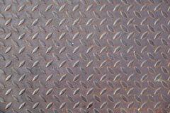 Плита металла железная Стоковое Изображение RF