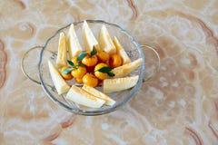 Плита плодоовощ Стоковая Фотография RF