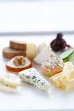 Плита сыра Стоковая Фотография RF