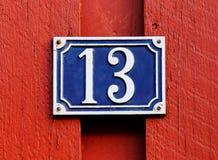 Плита 13 Стоковое Фото