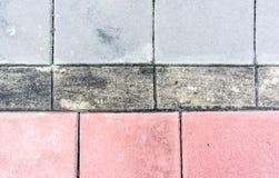 Плитка с бетонной плитой Стоковое Изображение RF