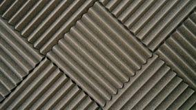 Плитки акустической пены Стоковые Изображения RF