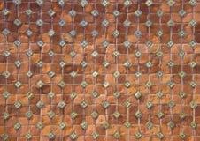 Плитки Брайна керамические Стоковые Изображения