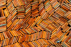 Плитки глины Стоковое Изображение RF