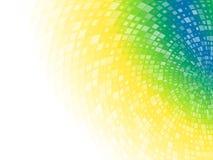 Плитки мозаики вектора Стоковое Изображение