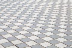 Плитки пола улицы Стоковые Фотографии RF