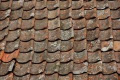плитки seville Испании крыши строба крепости carmona Стоковые Фотографии RF