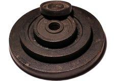 Плиты веса Стоковые Фото