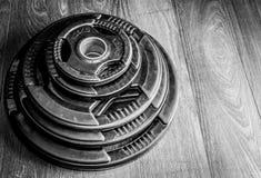 Плиты веса Стоковое фото RF