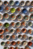 Плиты глины Стоковые Фотографии RF