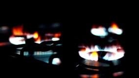 Плиты кухни сток-видео
