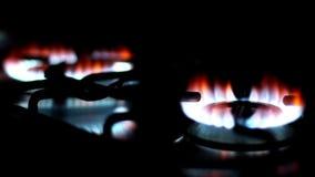 Плиты кухни Стоковая Фотография RF