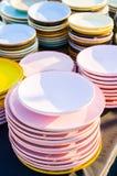 Плиты фарфора Стоковая Фотография RF