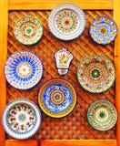 плиты Handcraft-человека Стоковая Фотография