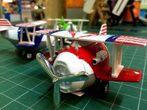 Плоская игрушка Стоковые Изображения RF