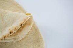 2 плоских хлеба Стоковые Изображения
