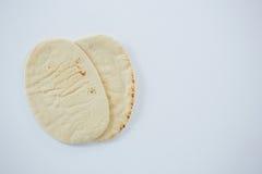 2 плоских хлеба Стоковое Изображение RF