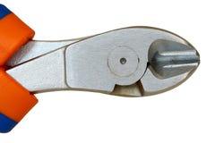 Плоскогубцы вырезывания провода Стоковые Фотографии RF