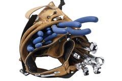 Плоскогубцы и гаечные ключи Стоковая Фотография RF