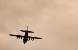 Плоское летание стоковая фотография