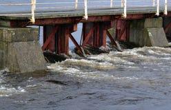 Плотина Шаннона Стоковая Фотография