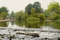 Плотина Bakewell Стоковое Изображение RF