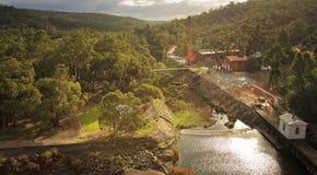 Плотина Mundaring стоковое изображение rf