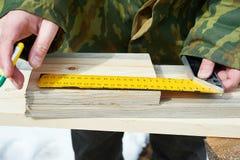 плотничество Разделять доски стоковые изображения