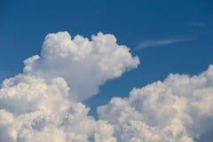 Плотное облако на небе Стоковая Фотография