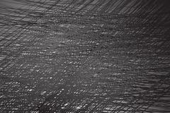 Плотные линии абстрактная предпосылка черно-белая бесплатная иллюстрация