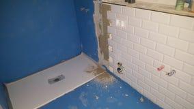 Плохая ванная комната Стоковое Изображение RF