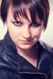 плохая девушка Стоковая Фотография RF