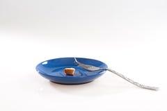 Плохая еда сервировки Стоковая Фотография RF
