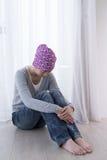 Плохая женщина рака Стоковые Фото