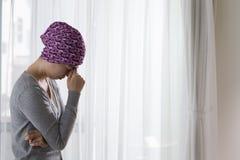 Плохая женщина рака Стоковые Изображения
